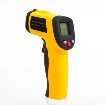 WISE-GM300 industrial digital infrared thermometer the spike precision non-contact electronic thermometer Specials