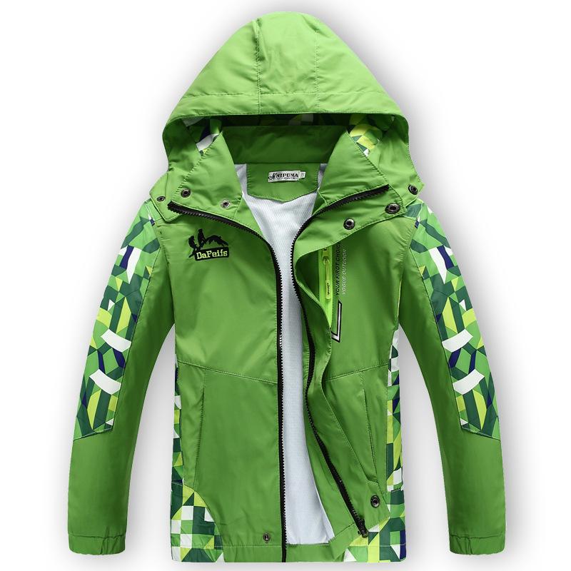 2016 new Kids Windbreaker Boys Spring Jacket Toddler Boys Blazer Children Outerwear Sport Jacket Boy Football Outerwear & Coats(China (Mainland))