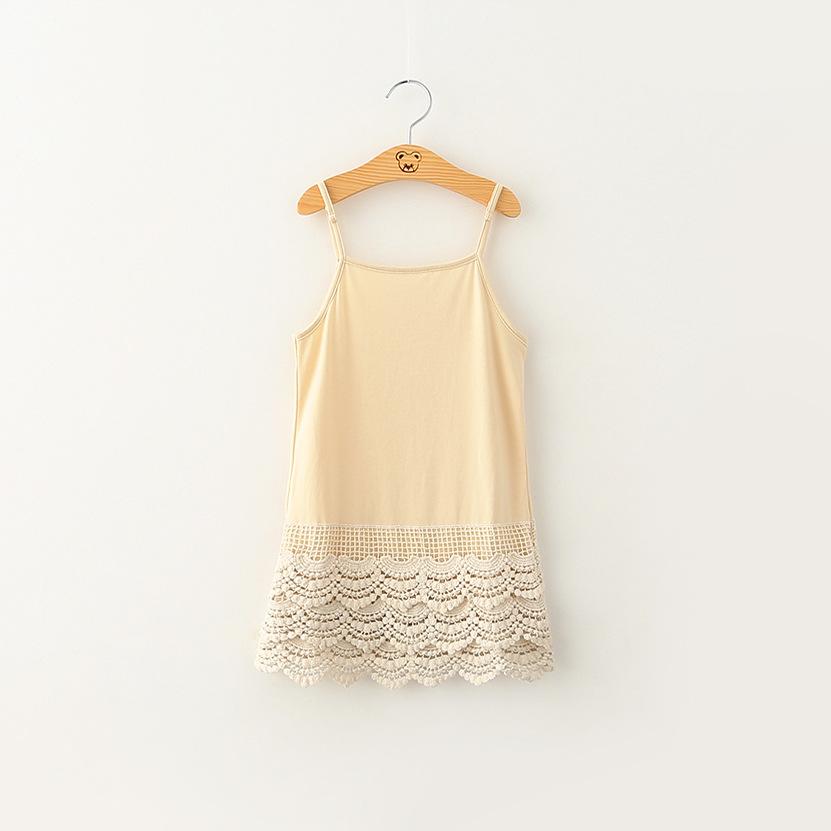 2016 Girl Lace  Condole belt dress , children dress, 5pcs/lot   JL01<br><br>Aliexpress