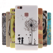 Luxury Cartoon TPU Cover Huawei P8 Lite P9 Honor 4C 4X 4A 5C 5X 6 Case Soft Protective Phone Back Skin - Shenzehn RH 3C Trading Company Co.,Ltd store