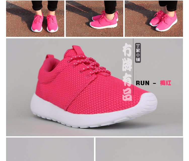 2016 New Comfortable Breathable Women  Casual red Shoes,Brand Quality Men Shoes Free Casual Shoes No Logo