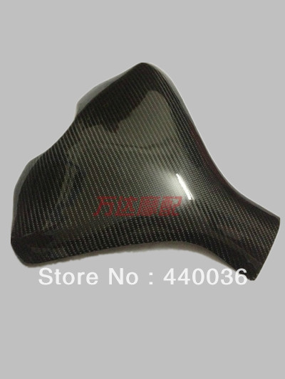 Real Carbon Fiber 3D Tank Pad Protector for Kawasaki Ninja Z1000 2010 2011 2012 5 th(China (Mainland))