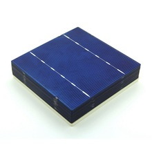 800pcs Poly Sunpower Solar Cell 125*125mm  Photovoltaic Poly Polycrystalline Silicon Solar Cell 5×5 for Solar Panel