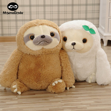 Buy stuffed plush toys children 40cm animal sloth plush toys kids soft toys kawaii children baby girl birthday gift pelucia for $17.13 in AliExpress store
