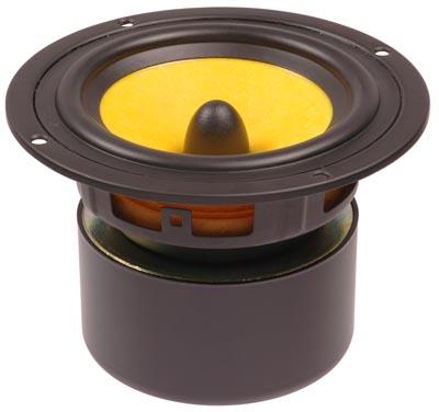 HiVi F5N 5 Midbass/Midrange Swan Speaker Pmax 70W<br><br>Aliexpress