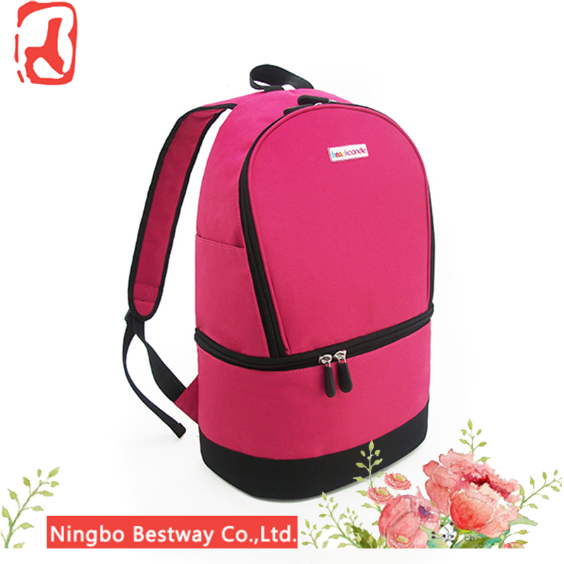 Thermal bag Car cooler box thickening waterproof outdoor lunch pack cooler bag insulation picnic backpack(China (Mainland))