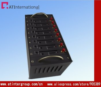 8 port modem pool sms gsm tc35i software business solutions