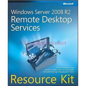 Server 2008 R2 Remote Desktop Services Resource Kit Book/CD Package(China (Mainland))