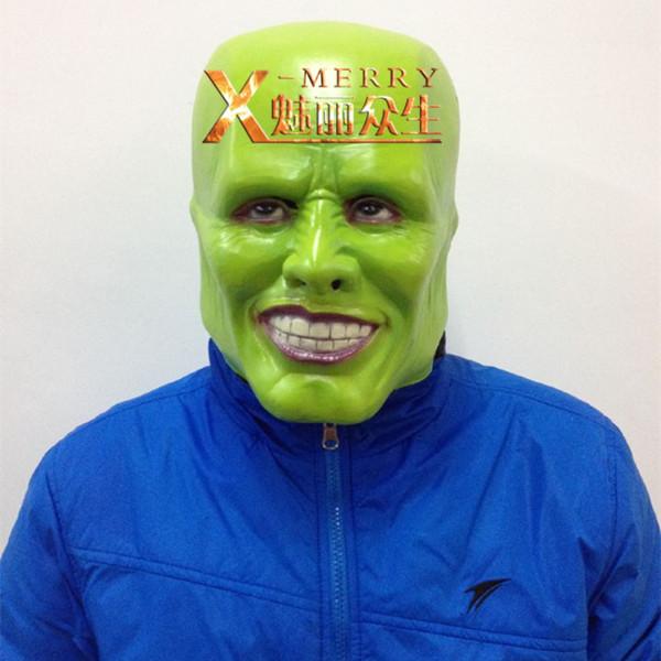 Mask Latex Jim Carrey Mask