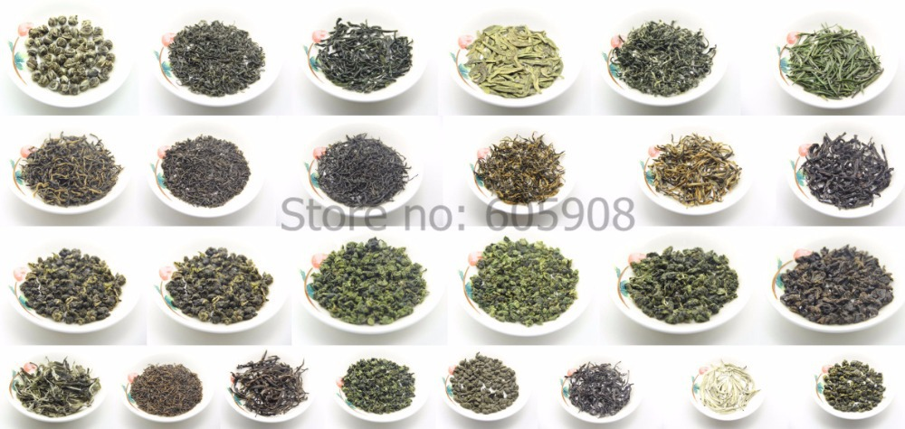 26 Tpyes Assorted Famous High Quality China Tea Food For Health