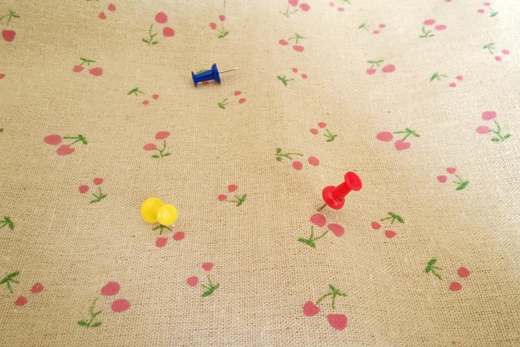 2 meters zakka linen fabric strawberry printed cotton linen fabric natural cotton linen fabrics sewing tablecloth tissues FA98(China (Mainland))