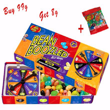 Free shipping Buy one get one Click to view larger image each JELLY BEAN BOOZLED BELLY CANDY GAME EXTREME PARTY gift 1 BOX(China (Mainland))