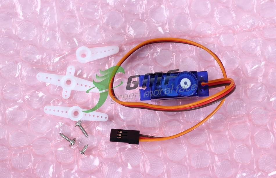 Запчасти и Аксессуары для радиоуправляемых игрушек SG90 9g RC RC 250 450