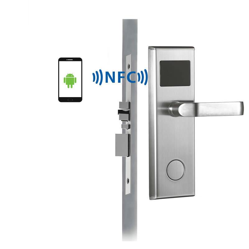 Mobile phone remote control smart locks Electronic door locks castle  central locking safe Home Hotel Apartment