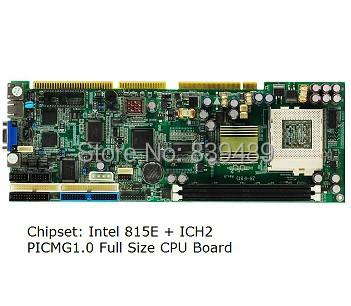 815 Chipset,full size CPU card,LAN,2COM,2USB,industrial computer,single board computer,Pentium III/Celeron CPU up to 1GHz