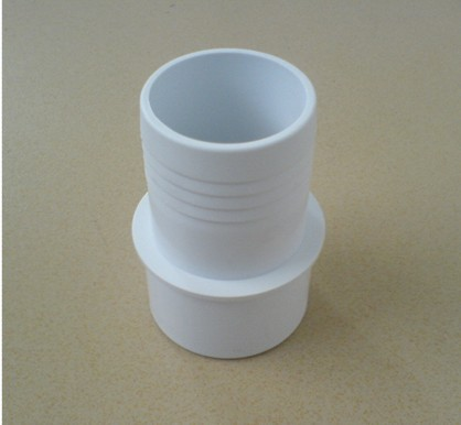 "Plastics Pool & Spa 2"" PVC Pipe Extender Fitting,one side with screw ,one side male to female(China (Mainland))"