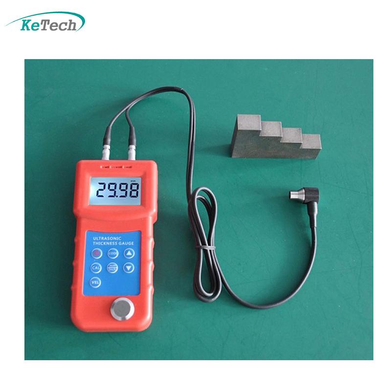 Handheld Digital Ultrasonic Thickness Gauge,Metal Thickness Meter 1-280mm 0.01mm UM6800(China (Mainland))