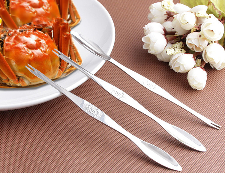Crab Fork Promotion-Shop for Promotional Crab Fork on Aliexpress.com