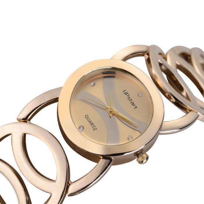 JW089 New Arrival 3 Colors High Quality Shinning Upstart Steel Women Ladies Wrist Watch Dress Watch(China (Mainland))