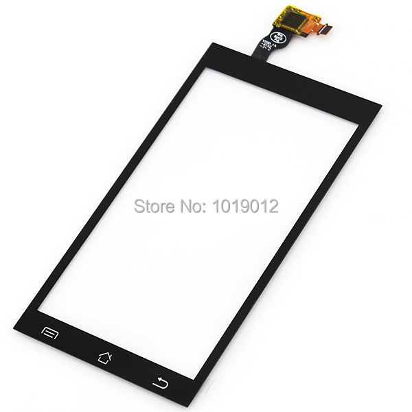JY-G3 Black Original Glass Lens Touch Screen Digitizer touch panel Replacements JIAYU G3,free shipping+tracking No(China (Mainland))