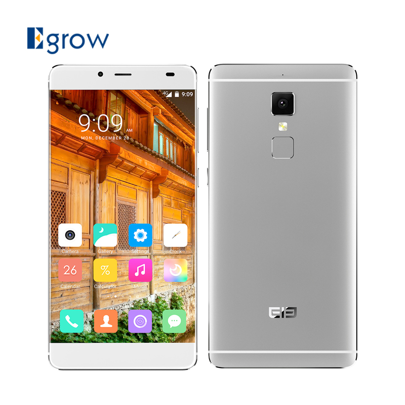 Elephone S3 MT6753 Octa Core Cell Phone 5.2 Inch Android 6.0 Mobile Phone 3G RAM 16G ROM 13.0MP Camera Fingerprint Smartphone(China (Mainland))