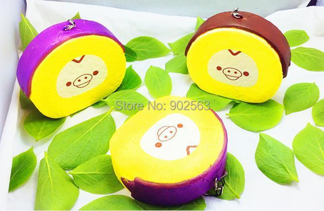 Rilakkuma Tag Squishy Supplier : Aliexpress.com : Buy 2015 new rare tokyo jumbo kiritori rilakkuma chocolate pancake squishy ...