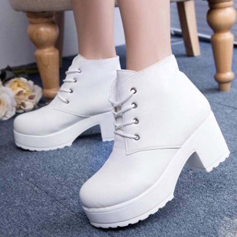 Женские ботинки 2015 ,