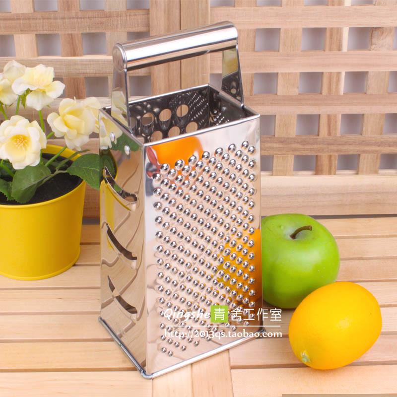 Red crown green house export of stainless steel top four Sliced vegetables Multi-plane with the plane planing strip flaking mud(China (Mainland))