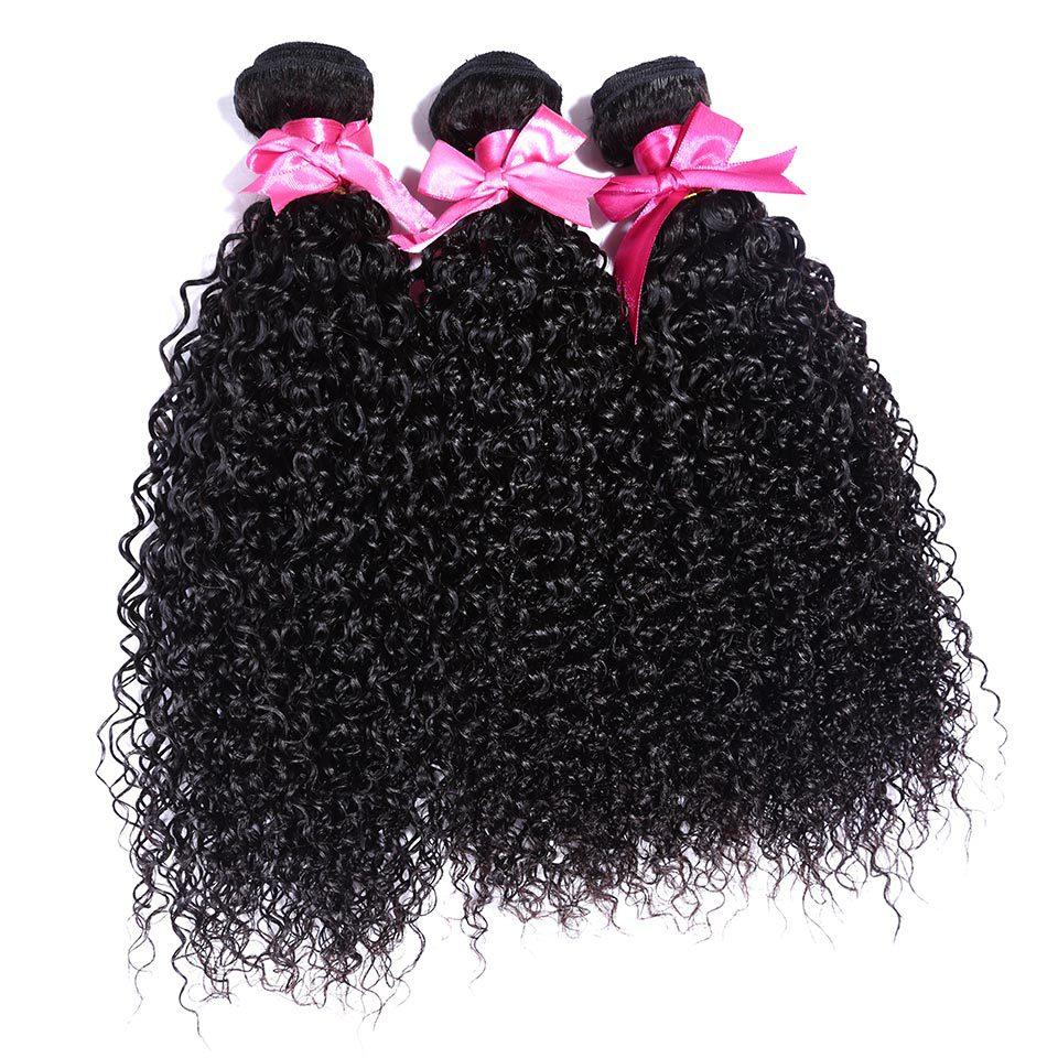 Afro Kinky Curly Hair Brazilian Virgin Hair Brazilian Curly Hair Cheap Human Hair 4 pcs Kinky Curly Weave Free Shipping full end