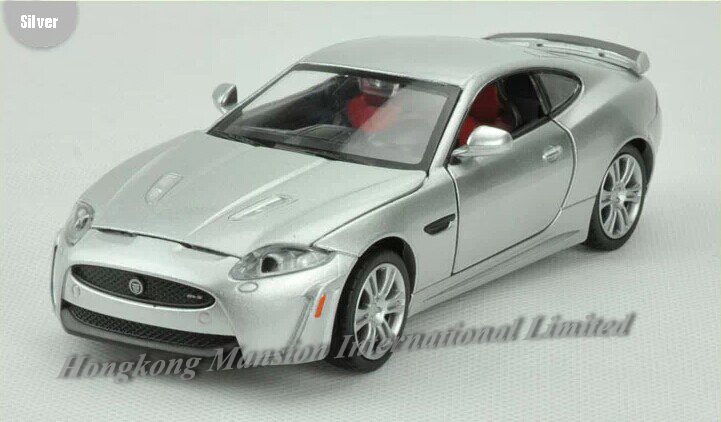 1:32 Scale Alloy Diecast Metal Car Model For JAGUAR XKR-S Collection Pull Back Toys Car With Sound&Light - Blue/Silver/Red/White(China (Mainland))
