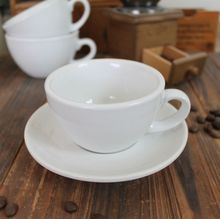 200ml /250ml /300ml barista competition coffee cup set cappuccino cup logo customized coffee set(China (Mainland))