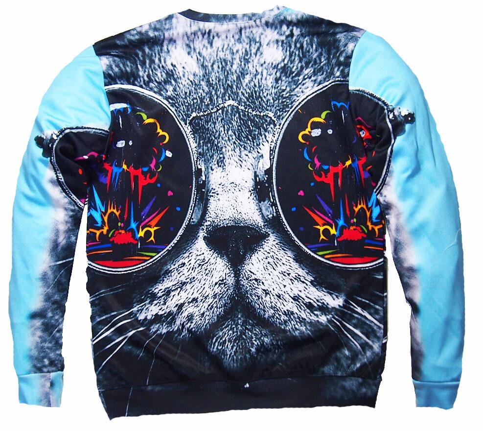 2015 Car Sweatshirts Casual Sports Men Garfield Cool Design Hoodies Streetwear Casual Men Sweatshirt Hooded Men Brand Hip Hop
