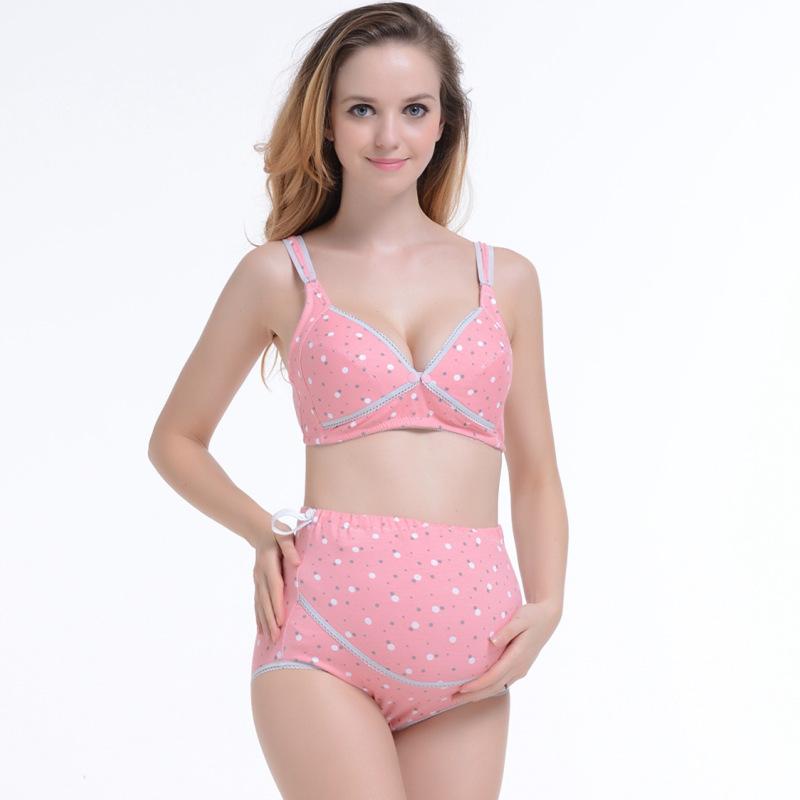 Popular Pregnancy Bra Set-Buy Cheap Pregnancy Bra Set lots from ...