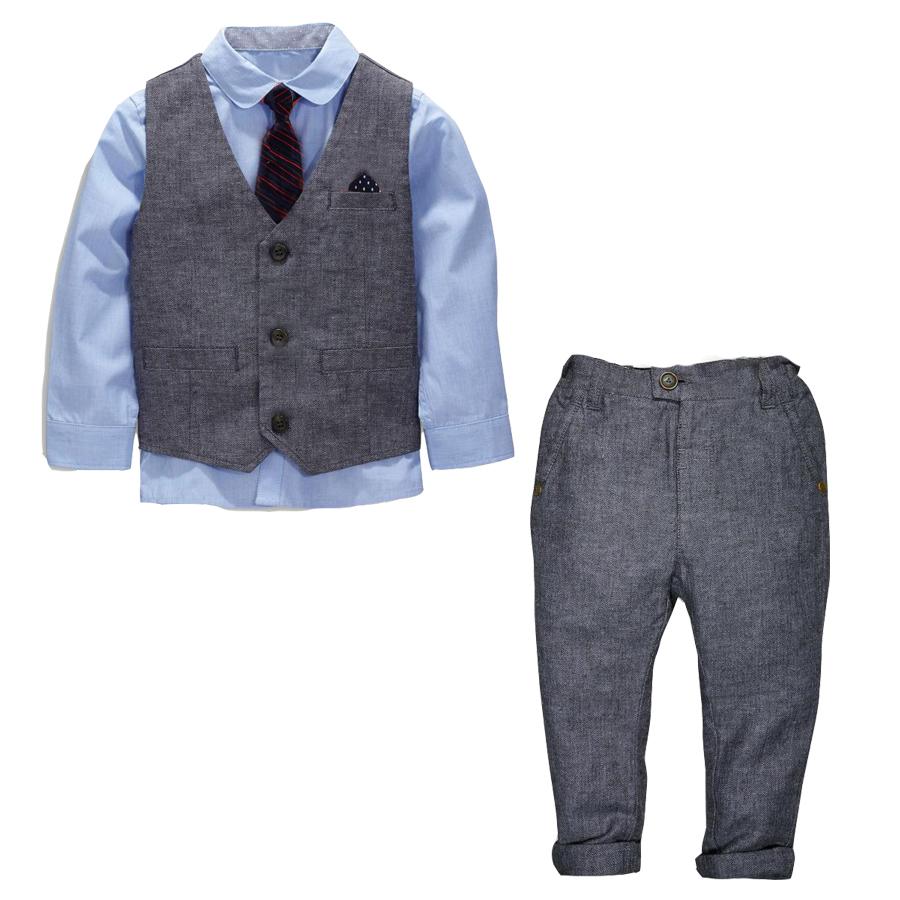 Children Clothing Kids Clothes Boys Clothes Baby Boy Suit