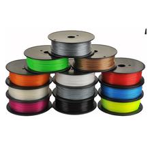 No air Bubble concave/convex dot, and dirt 3d filament 1.75mm /3mm PLA filament made in china