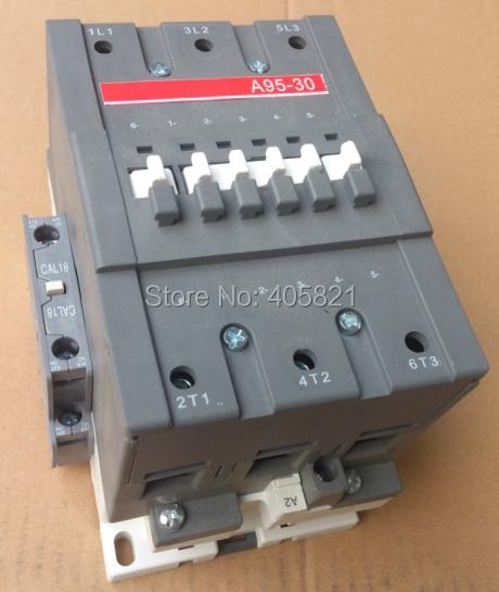 A95-30 AC contactor 3Pole 1NO+1NC magnetic contactor<br><br>Aliexpress