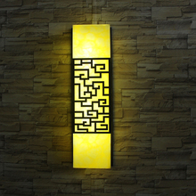 led Wall Mount for Door Entrance Yard Pathways lamp entrance hallway Door wall light Modern Art Lamps restaurant hallway room(China (Mainland))