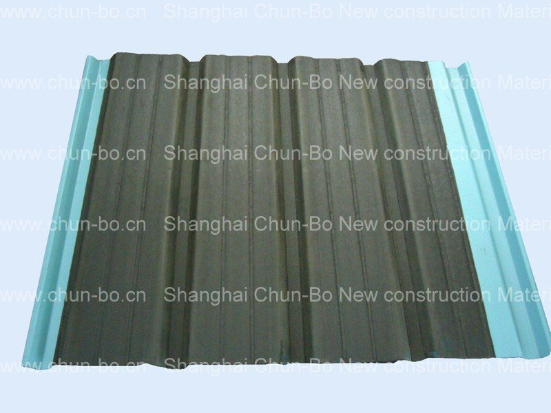 Sr102 new steel siding panel and roofing material light for Low cost roofing materials