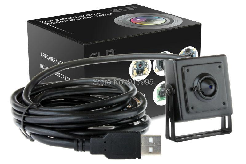 2015 new best selling buy fast shipping black 720p MJPEG 30fps hd mini usb camera usb manufacturer ELP-USB100W05MT-PL37(China (Mainland))