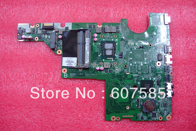 For HP G42 G62 634648-001 Laptop Motherboard Mainboard Intel integrated 35 days warranty(China (Mainland))