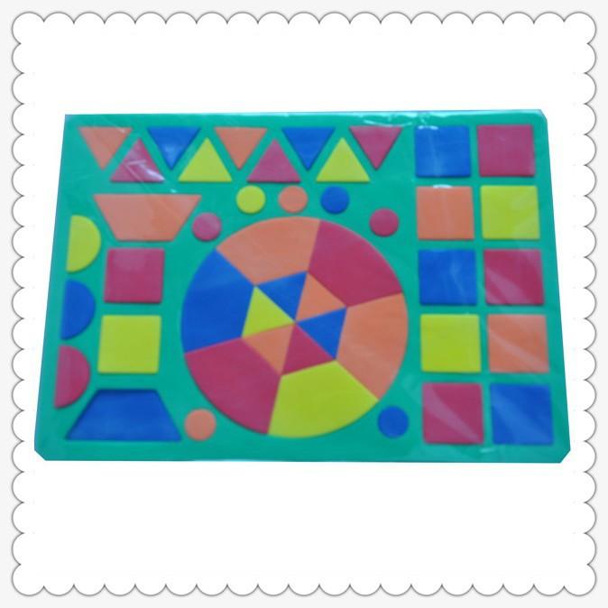 EVA Play Mat Puzzle Mat,Educational Toys eva Foam Puzzle,Baby Best Gift Smart EVA Puzzle Christmas Gift 2013(China (Mainland))