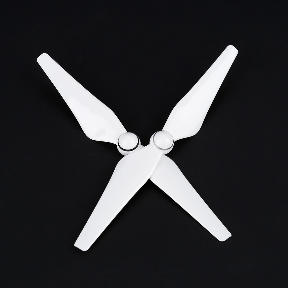 8pcs/lot Drone Replacement Spare Parts 9450 9.4 inch Enhanced Propeller Prop for DJI Phantom 4 White (4 pair)