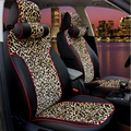 Racing car seat cover for benz SLK class accessories car covers leopard print cover seat cushion
