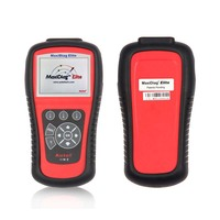 100% Original Autel Maxidiag Elite MD802 4 System + DS Model 4 in 1 (Md701+md702+md703+md704)) Engine+Transmission+ABS+Airbag
