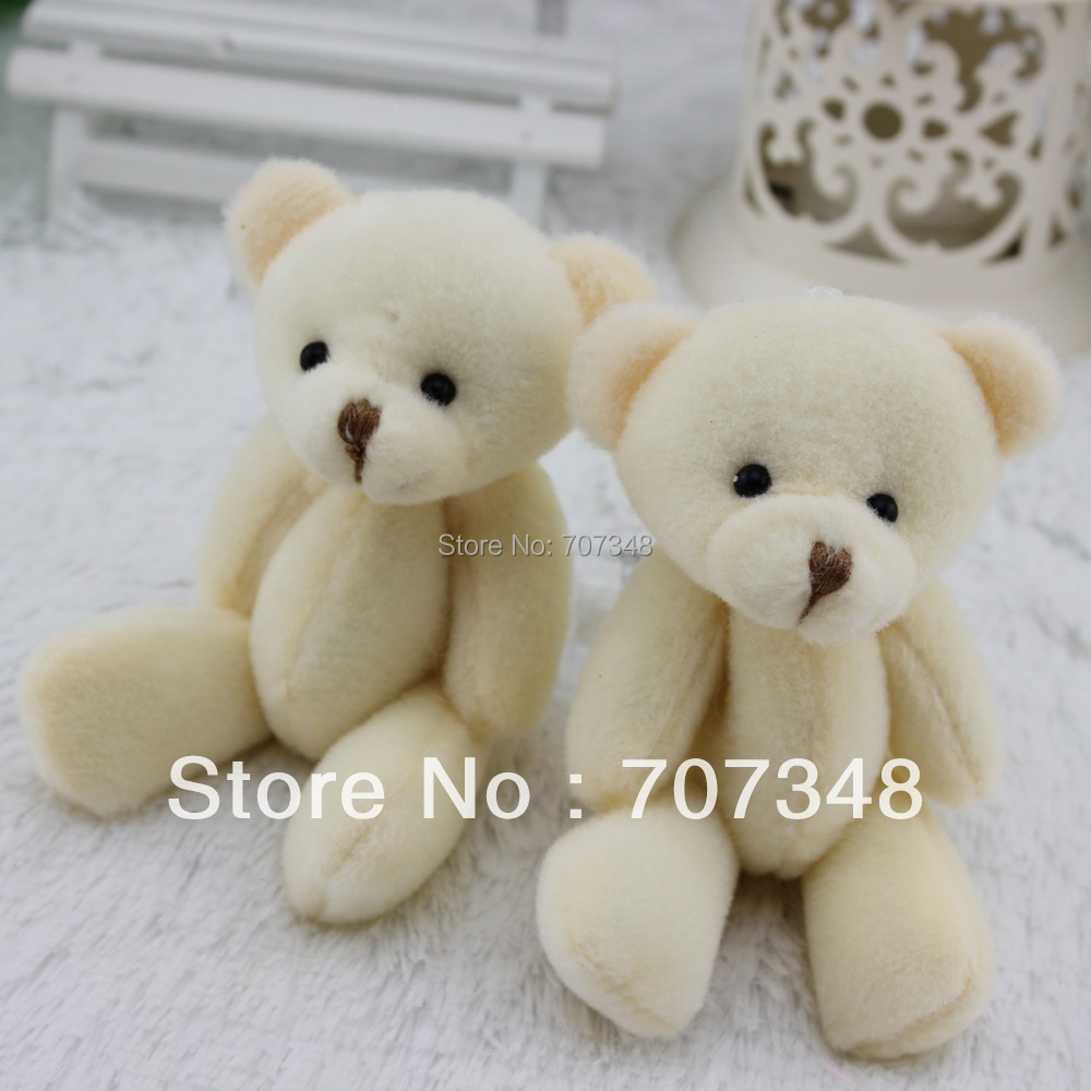 Kawaii Cute Japanese Plush,Easy Communication Seller for Mini Joint Teddy Bear,Boys and Girls Most Favorite Plush Animals Doll(China (Mainland))