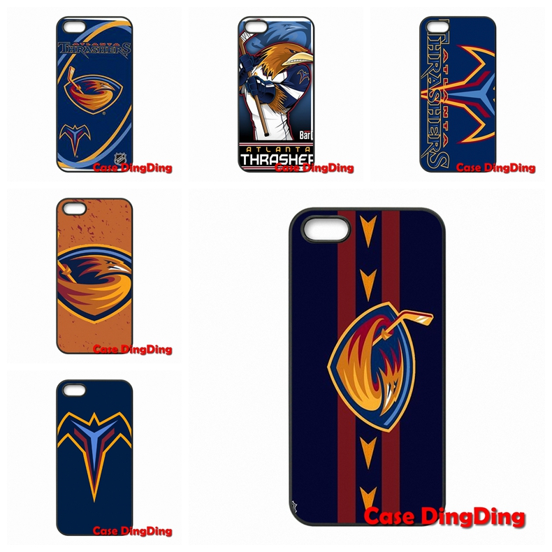 Atlanta Thrashers For LG G2 G3 Mini G4 G5 Google Nexus 4 5 6 E975 L5II L7II L70 L90 Stylus L65 K10 Cases accessories Case(China (Mainland))