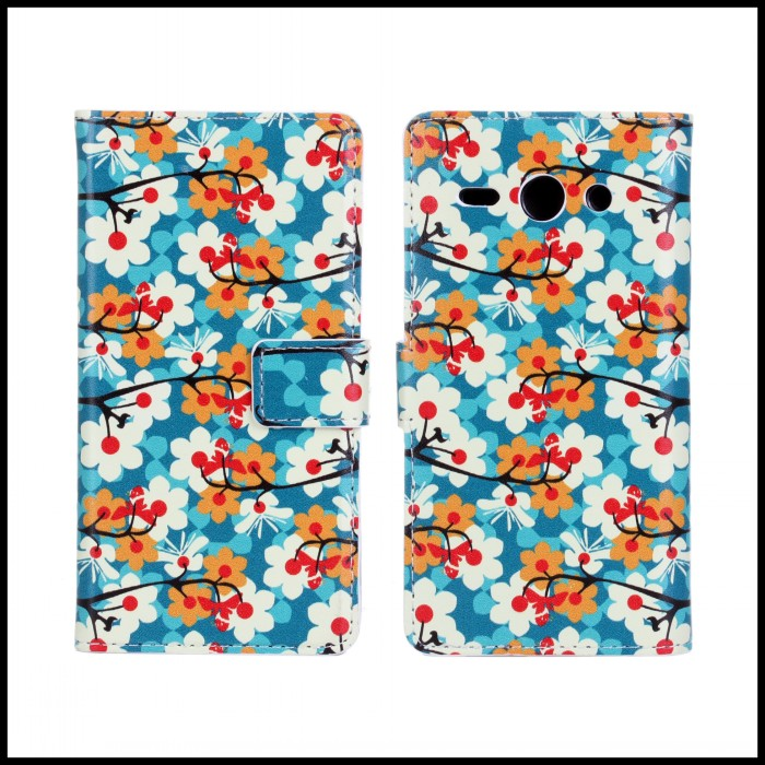 For Huawei Y530 Wallet Cases Cover Coque Fundas Smartphone Accessory Funny Mobile Bag For Huawei Ascend Y530 Cases Cover(China (Mainland))