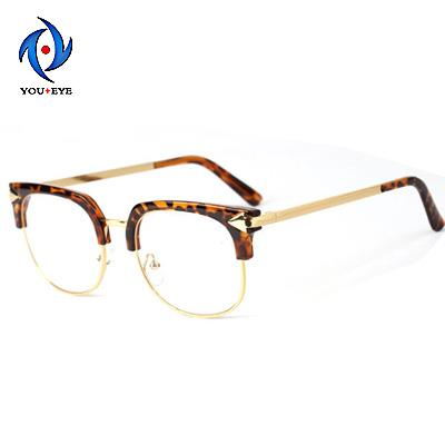Latest Glasses Frames For Ladies : 2015 new fashion glasses women vintage eyeglasses frames ...