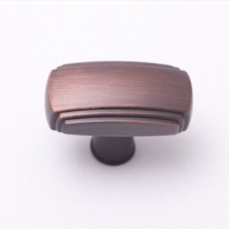 Dresser pull Drawer knob red bronze kichen cabinet door handle antique copper cupboard shoe cabinet furniture pulls vintage knob