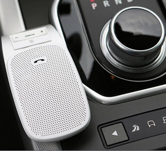 Jabra DRIVE Leader Mini Car Kit Bluetooth Speaker Hands free In-car Wireless Stereo Bluetooth Handsfree Speakerphone Car Kit(China (Mainland))